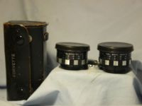 '  Korvette Cased T+W Lenses ' Cased Tele + Wide Corvette Lenses £9.99